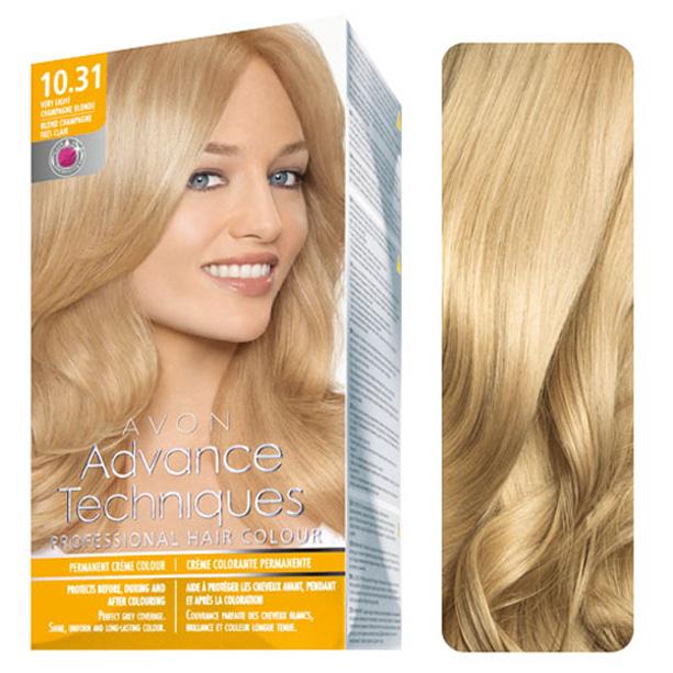 Vopsea De Par Profesionala Blond Foarte Deschis Sampanie 1031