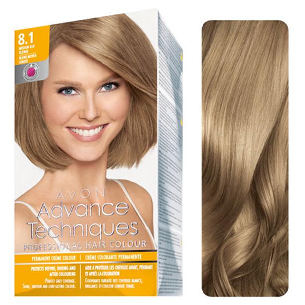 Vopsea De Par Profesionala Blond Mediu Cenusiu 81 Catalog Avon