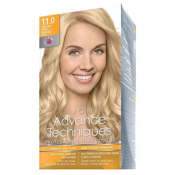 Vopsea De Par Profesionala Blond Platinat 110 Catalog Avon Online