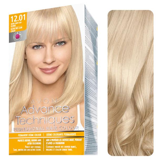 Vopsea De Par Profesionala Blond Ultra Deschis Cenusiu 1201