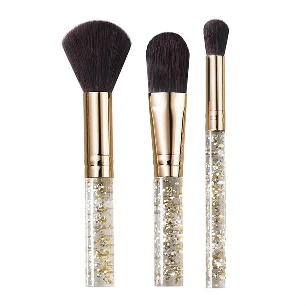 Set De Pensule Pentru Machiaj Gold Ombre Catalog Avon Online
