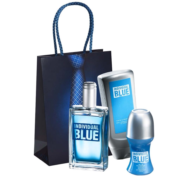 Set 3 Produse Individual Blue Catalog Avon Online Produse Avon