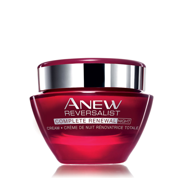 Crema De Noapte Anew Reversalist Complete Renewal Catalog Avon