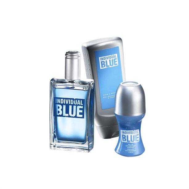 Set Individual Blue Pentru El Catalog Avon Online Produse Avon