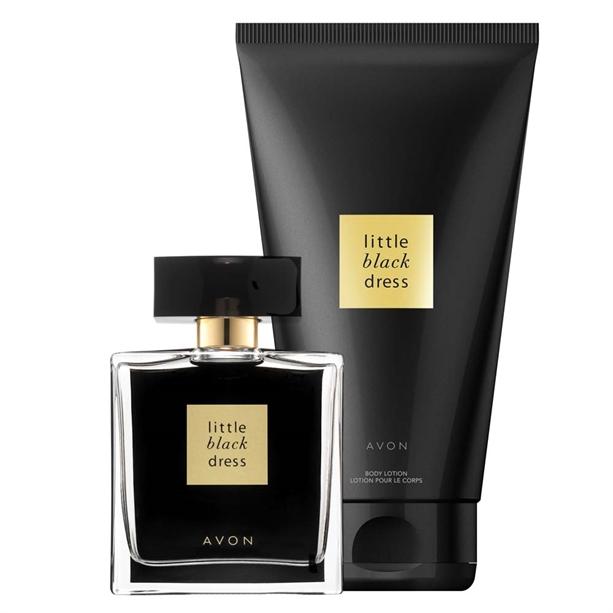 Set Apa De Parfum Si Lotiune De Corp Little Black Dress Catalog