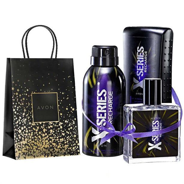X series recharge avon цена где купить салонную косметику премиум москва