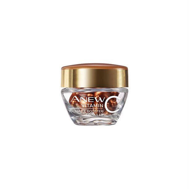 Capsule pentru luminozitatea tenului Anew cu Vitamina C - Catalog Avon