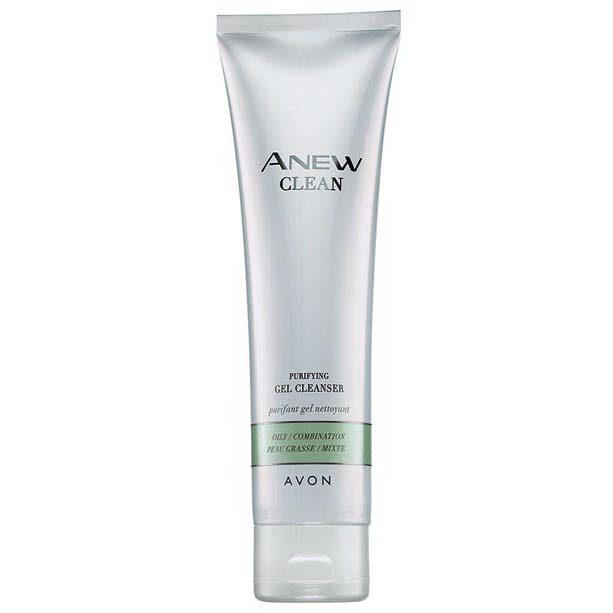 Gel de curatare Anew Clean Purifying - Catalog Avon
