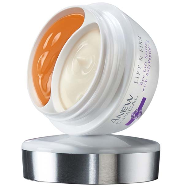 Crema duo Anew Clinical pentru lifting in zona ochilor - Catalog Avon