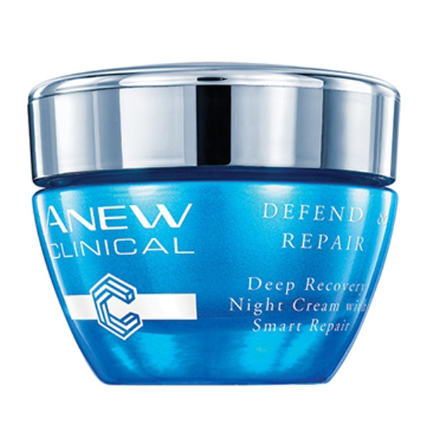 Crema de noapte Anew Clinical Defend & Repair - Catalog Avon