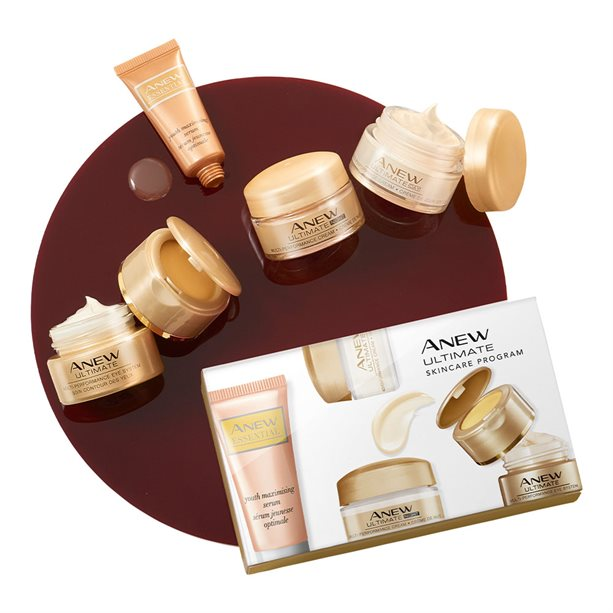 Mini kit Anew Ultimate - Catalog Avon