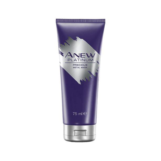 Masca de fata exfolianta cu metal pretios Anew Platinum - Catalog Avon