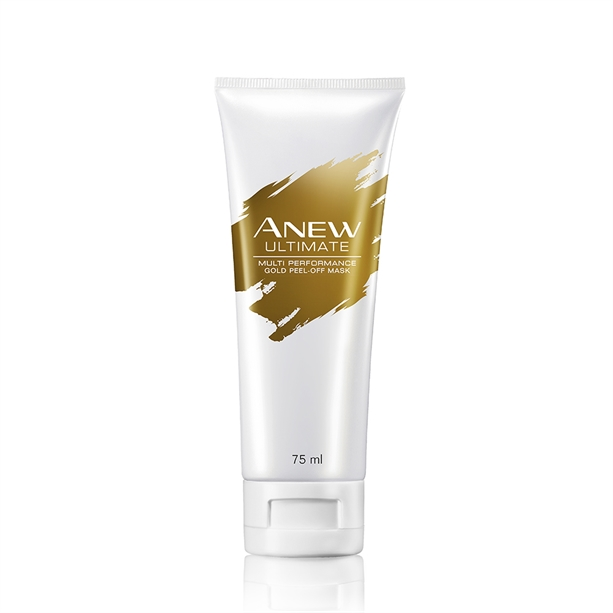 Masca multifunctionala exfolianta cu aur Anew Ultimate - Catalog Avon