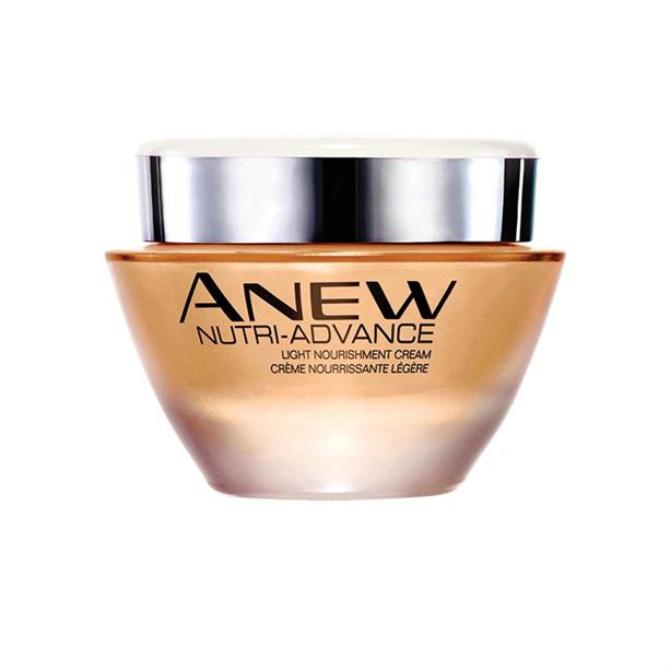 Crema hidratanta pentru ten normal sau mixt Anew Nutri-Advance - Catalog Avon
