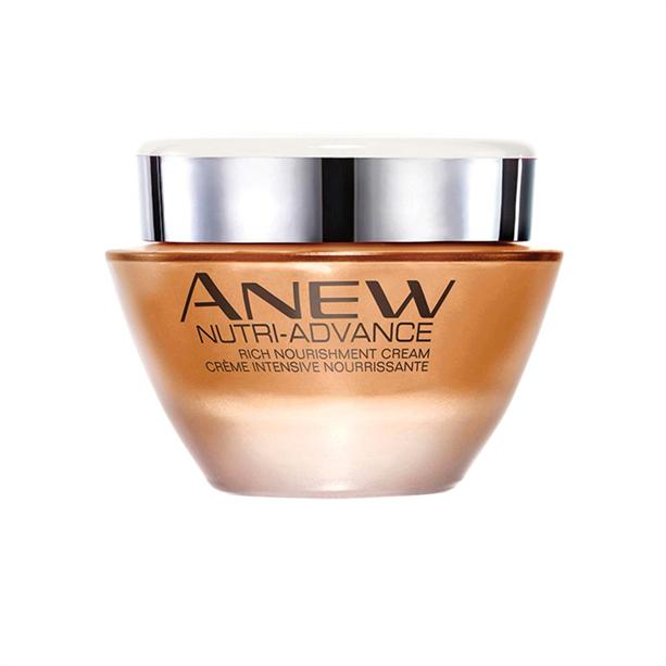 Crema hidratanta pentru ten uscat si foarte uscat Anew Nutri-Advance - Catalog Avon