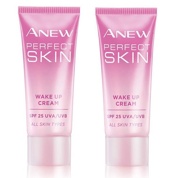 OS - Set crema de zi si crema de noapte Perfect Skin SPF25 25+ - Catalog Avon