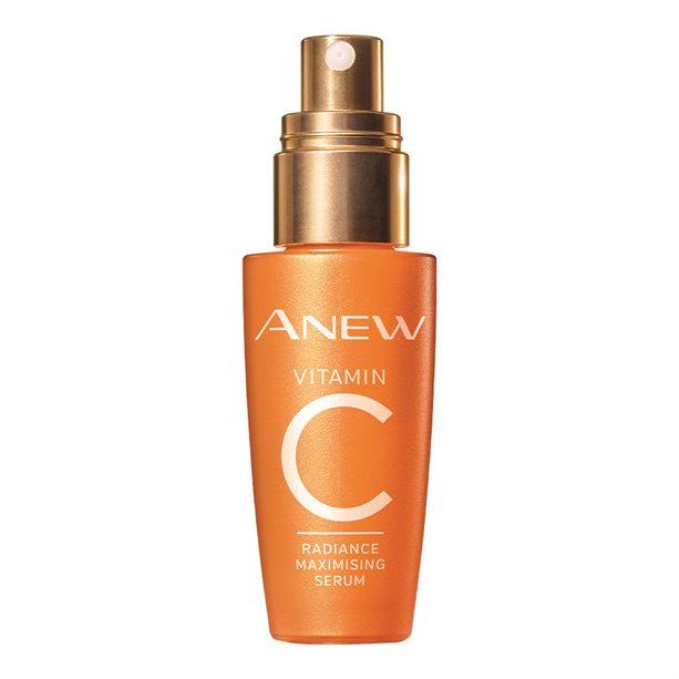 Ser pentru luminozitatea tenului Anew cu 10  Vitamina C - Catalog Avon