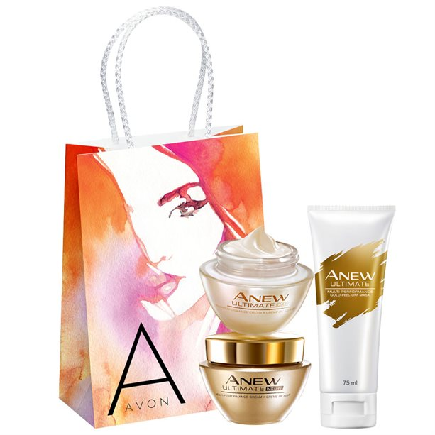 Set 3 produse Anew Ultimate Multi-Performance - Catalog Avon
