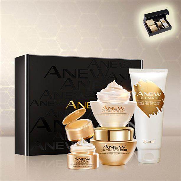 Set 4 produse Anew Ultimate Multi-Performance - Catalog Avon