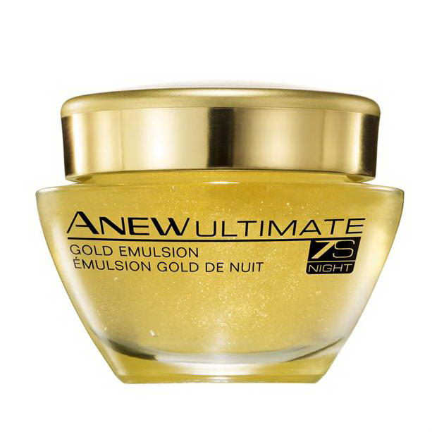 Tratament de noapte Anew Ultimate 7S Gold Emulsion - Catalog Avon