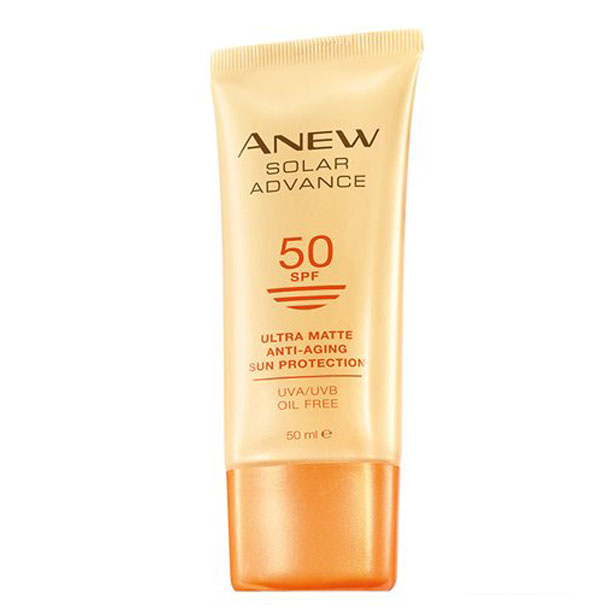 Crema anti-imbatranire SPF 50 Anew Solar Advance - Catalog Avon