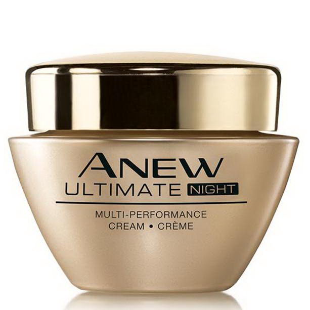 Crema de noapte Anew Ultimate Multi-Performance - Catalog Avon