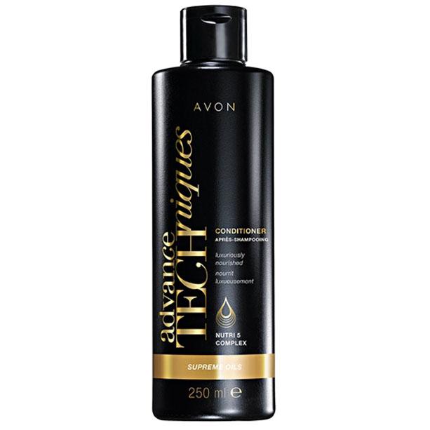 Advance Techniques Balsam Supreme Oils cu complexul Nutri 5 - 250 ml - Catalog Avon