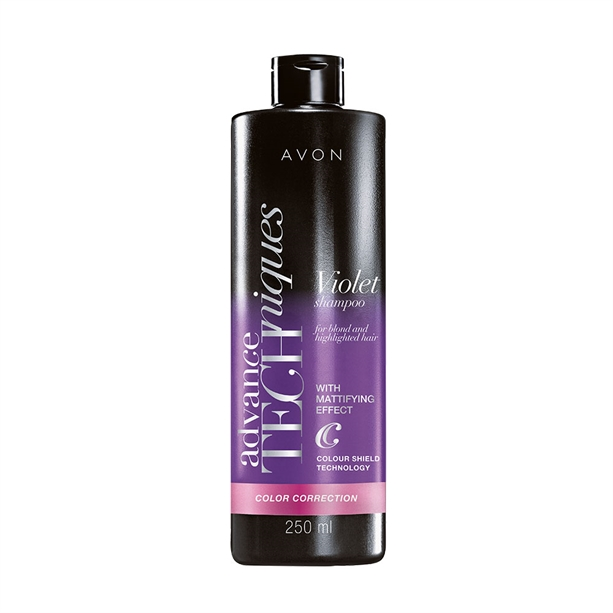Advance Techniques Sampon Colour Correction 250 ml - Catalog Avon