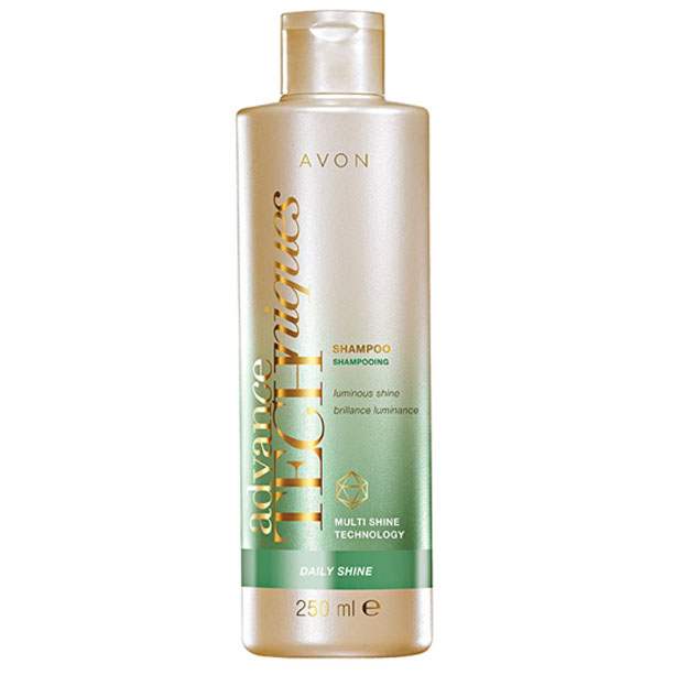 Advance Techniques Sampon Daily Shine 250 ml - Catalog Avon