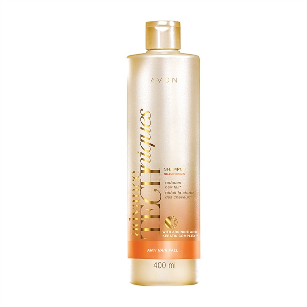Advance Techniques Sampon impotriva caderii parului Anti Hair Fall 400 ml - Catalog Avon