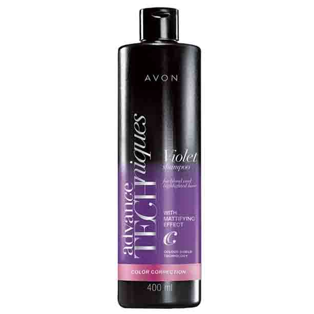 Advance Techniques Sampon Colour Correction 400 ml - Catalog Avon