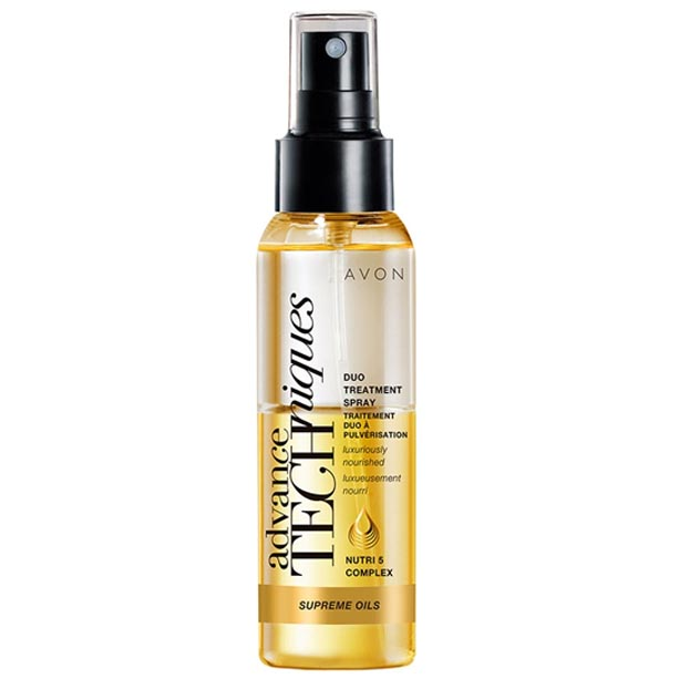 Advance Techniques Tratament Spray Supreme Oils - Catalog Avon