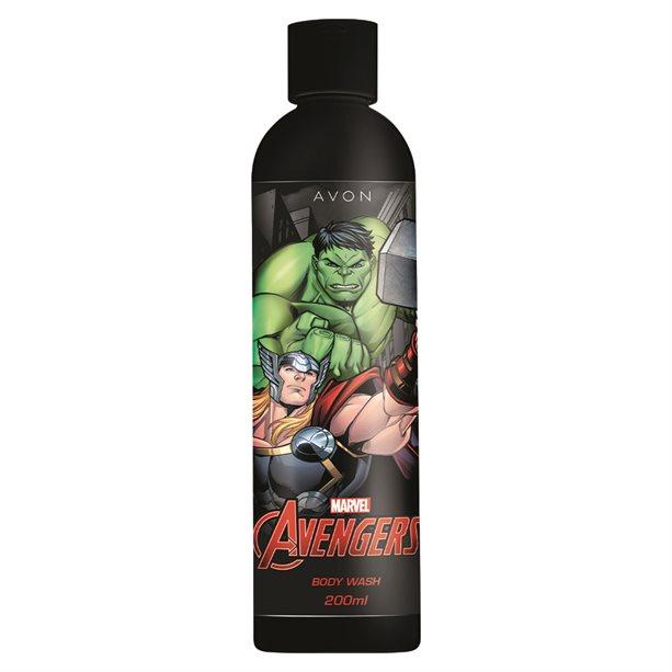 Gel de dus Avengers - Catalog Avon