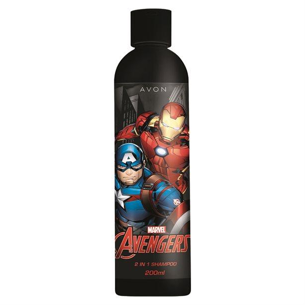 2 in 1 Sampon si balsam Avengers - Catalog Avon