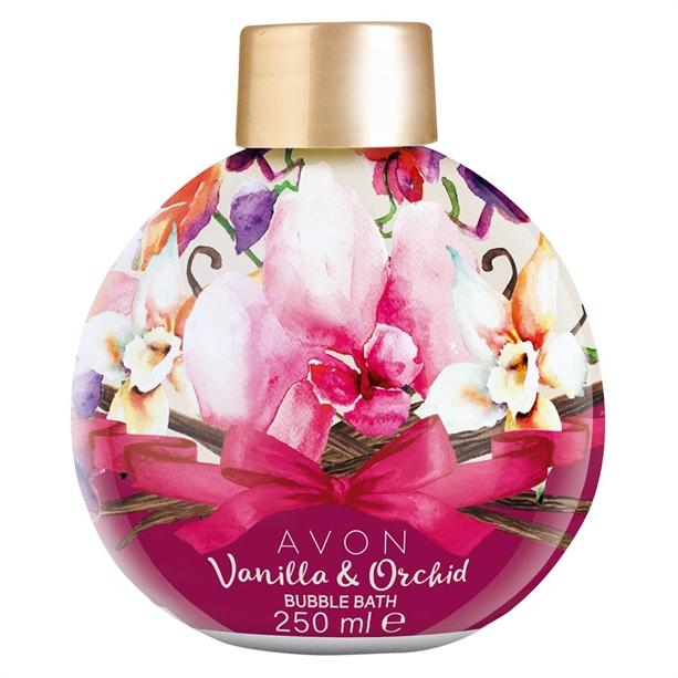 Spumant de baie cu vanilie si orhidee - Catalog Avon