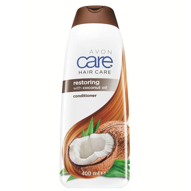 Balsam de par Avon Care cu ulei de cocos - Catalog Avon