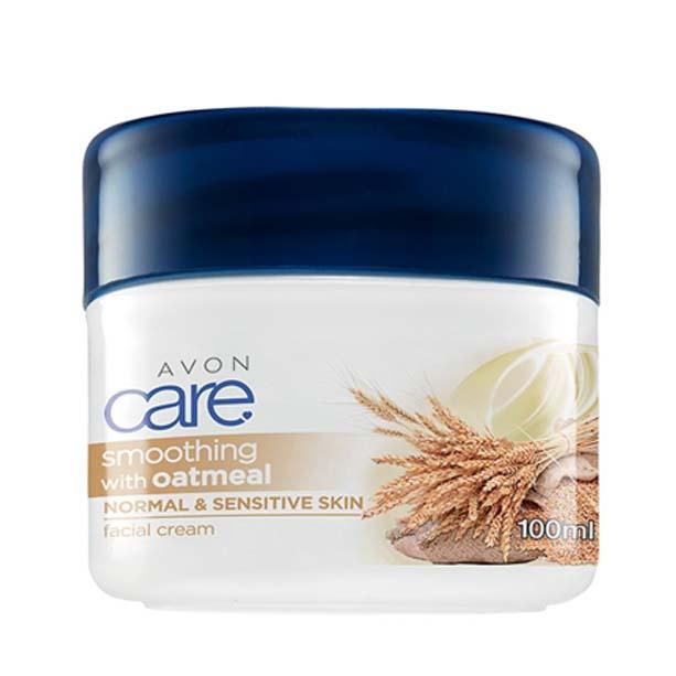 Crema de fata Avon Care cu ovaz - Catalog Avon