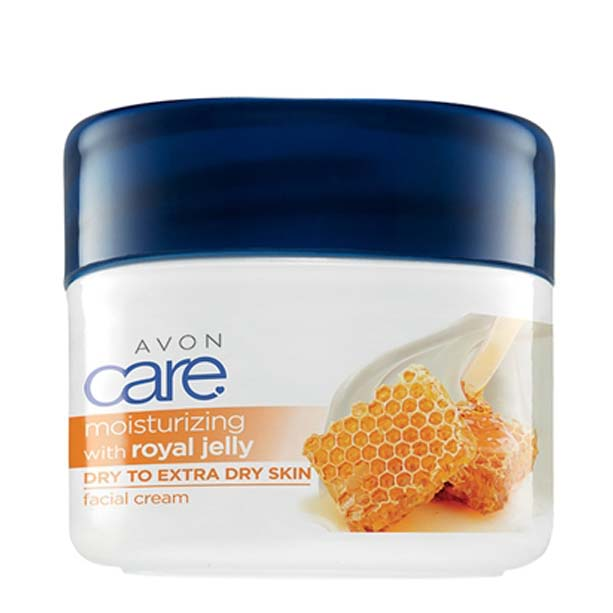 Crema de fata Avon Care Royal Jelly cu laptisor de matca - Catalog Avon