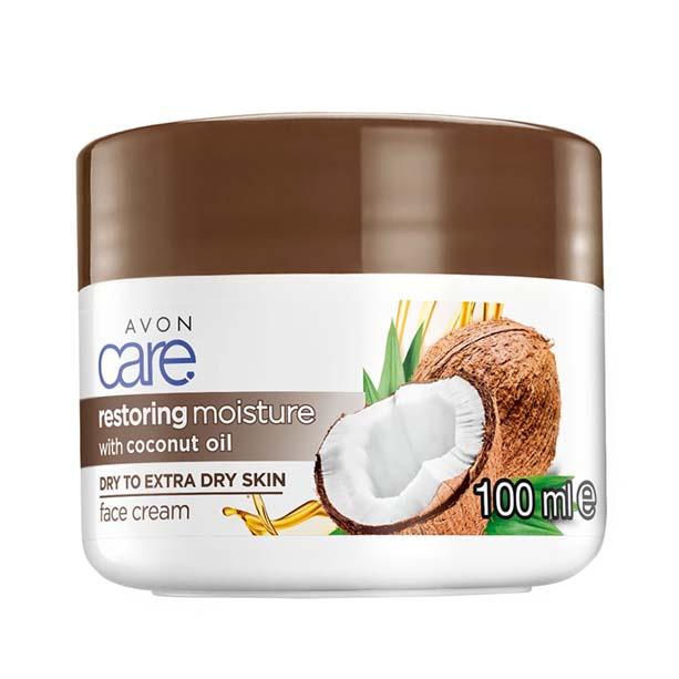 Crema de fata Avon Care cu ulei de cocos - Catalog Avon