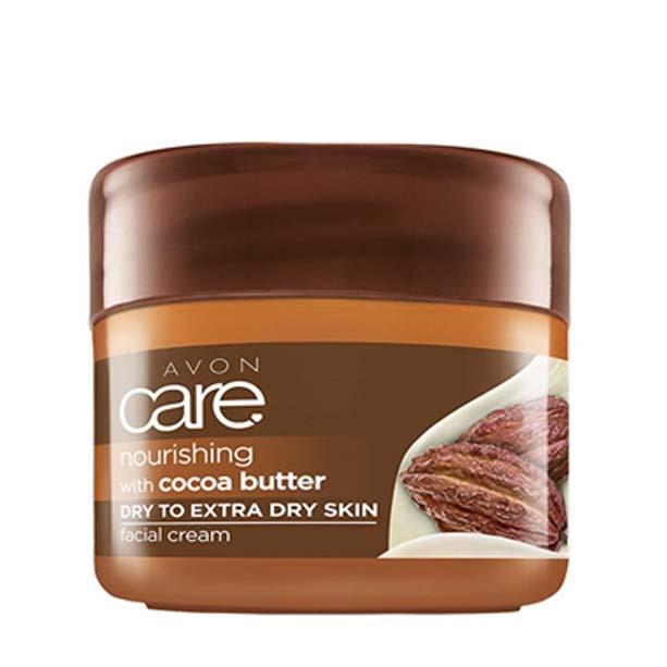 Crema de fata Avon Care cu unt de cacao - Catalog Avon