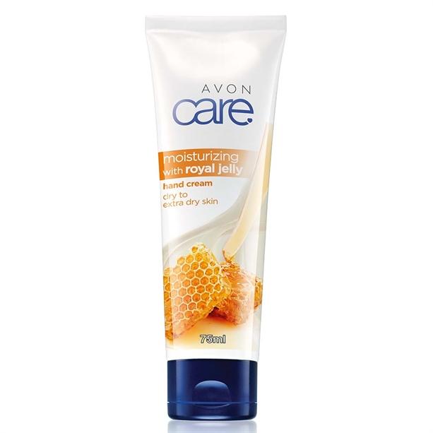 Crema de maini Avon Care cu laptisor de matca - Catalog Avon