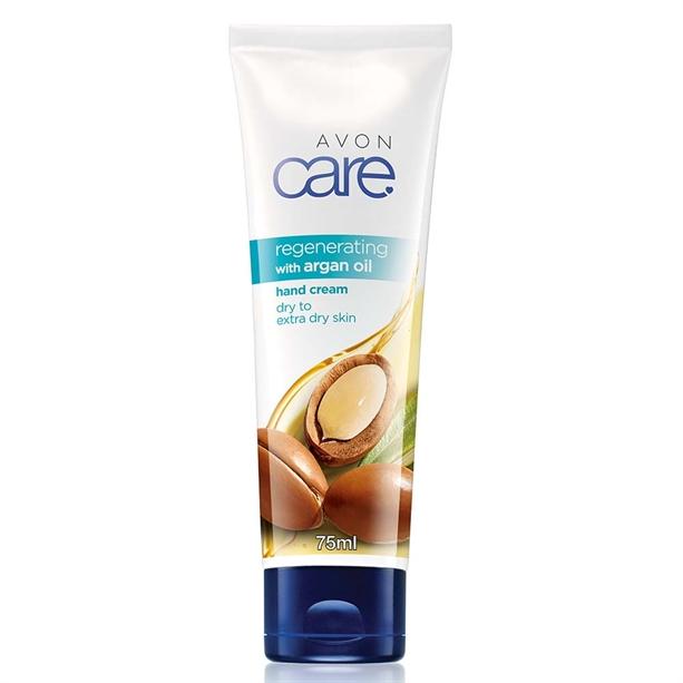 Crema de maini Avon Care cu ulei de argan - Catalog Avon