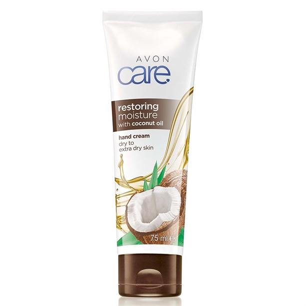 Crema de maini Avon Care cu ulei de cocos - Catalog Avon