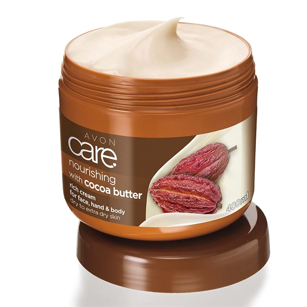Crema multifunctionala Avon Care cu unt de cacao - Catalog Avon