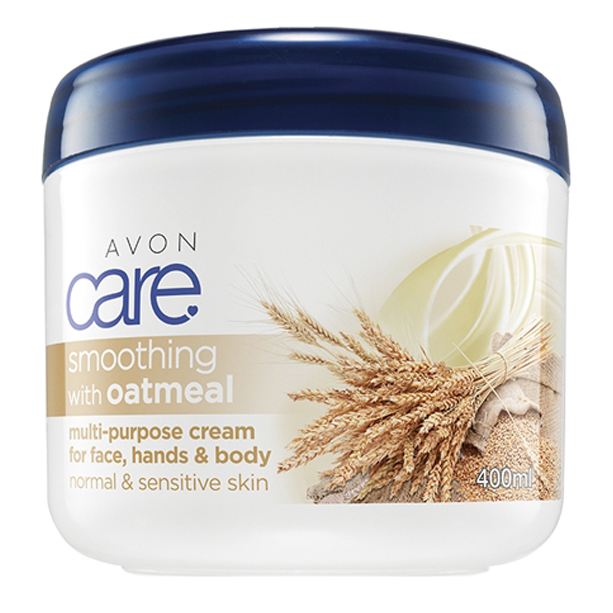 Crema multifunctionala Avon Care cu ovaz - Catalog Avon