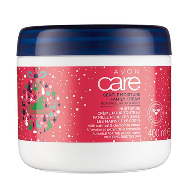 Crema multifunctionala Avon Care cu ovaz si musetel - Catalog Avon