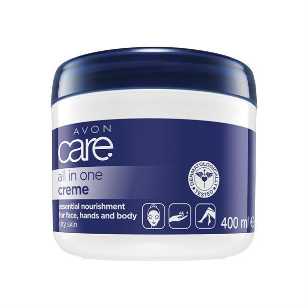 Crema multifunctionala Avon Care cu proteine din lapte 400 ml - Catalog Avon