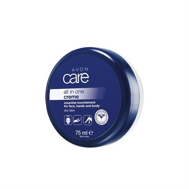 Crema multifunctionala Avon Care cu proteine din lapte 75 ml - Catalog Avon
