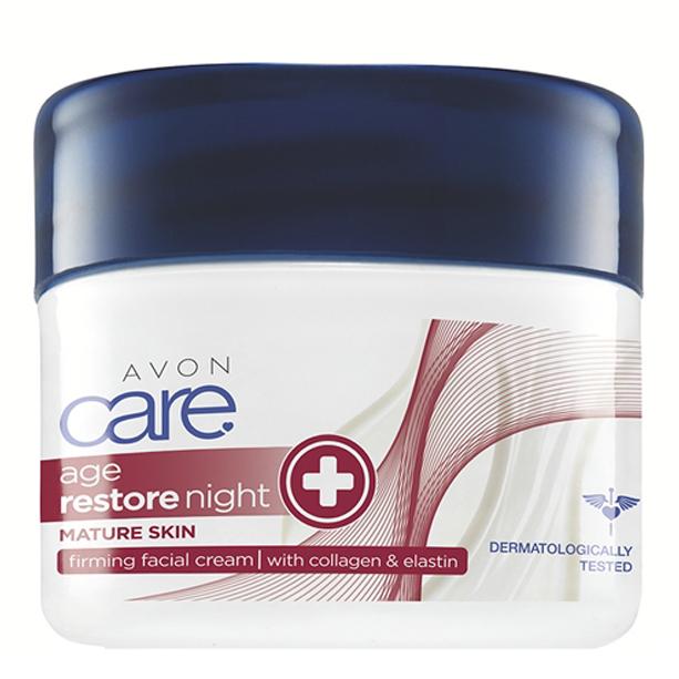 Crema de noapte Avon Care Age Restore - Catalog Avon