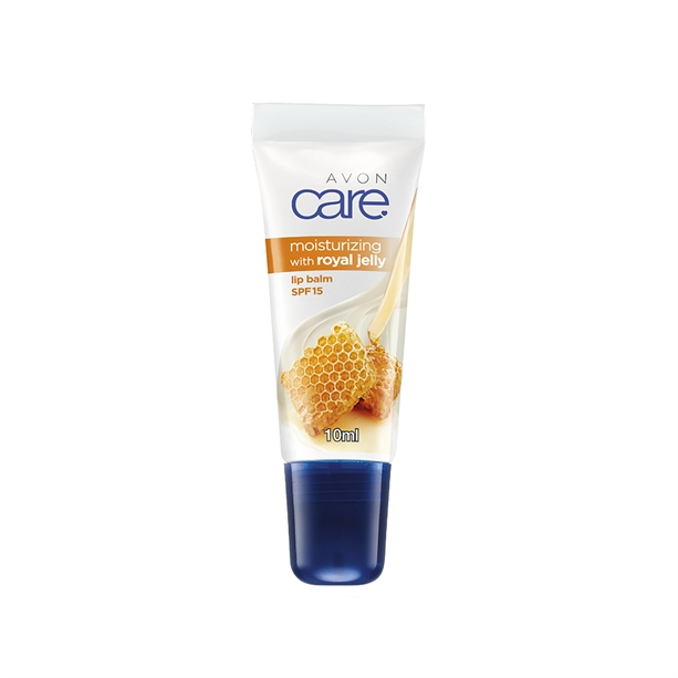 Balsam de buze Avon Care cu laptisor de matca **** - Catalog Avon